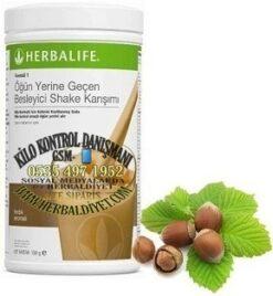 herbalife ürünleri fındık aromalı formul1 shake